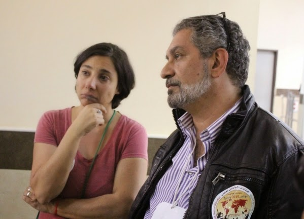 Soraya e Mohamad, brasileiros barrados em Israel
