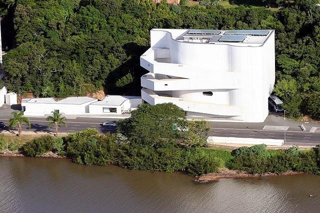 Iberê Camargo em Porto Alegre - Museu