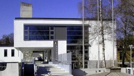 Rathaus Schondorf Ammersee