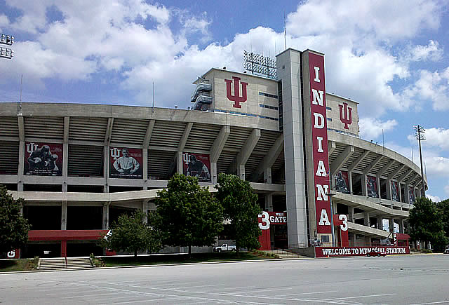 Indiana Hoosiers Vs. Missouri