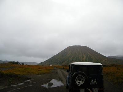 วันที่ 3 ขึ้นจุดชมวิว Penanjakan และ ชมปากปล่องภูเขาไฟ Bromo กลับเมืองสุราบายา