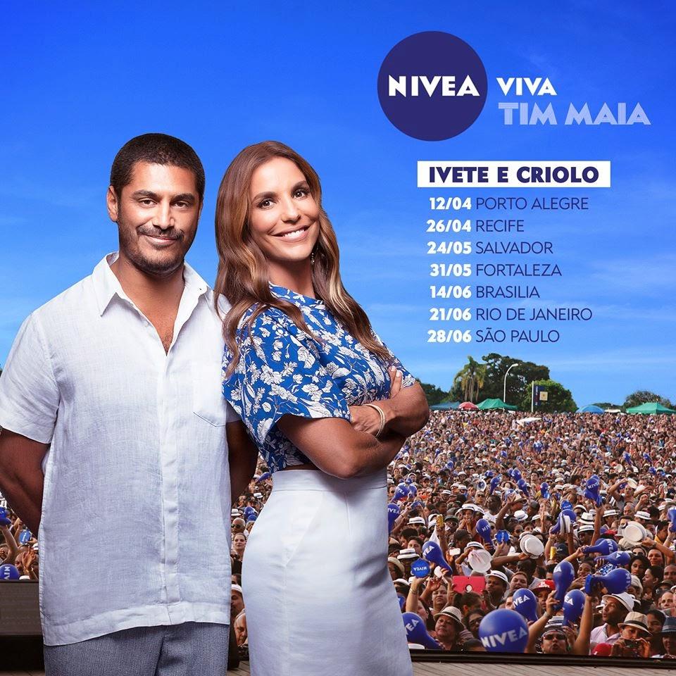 Nivea - Viva Tim Maia