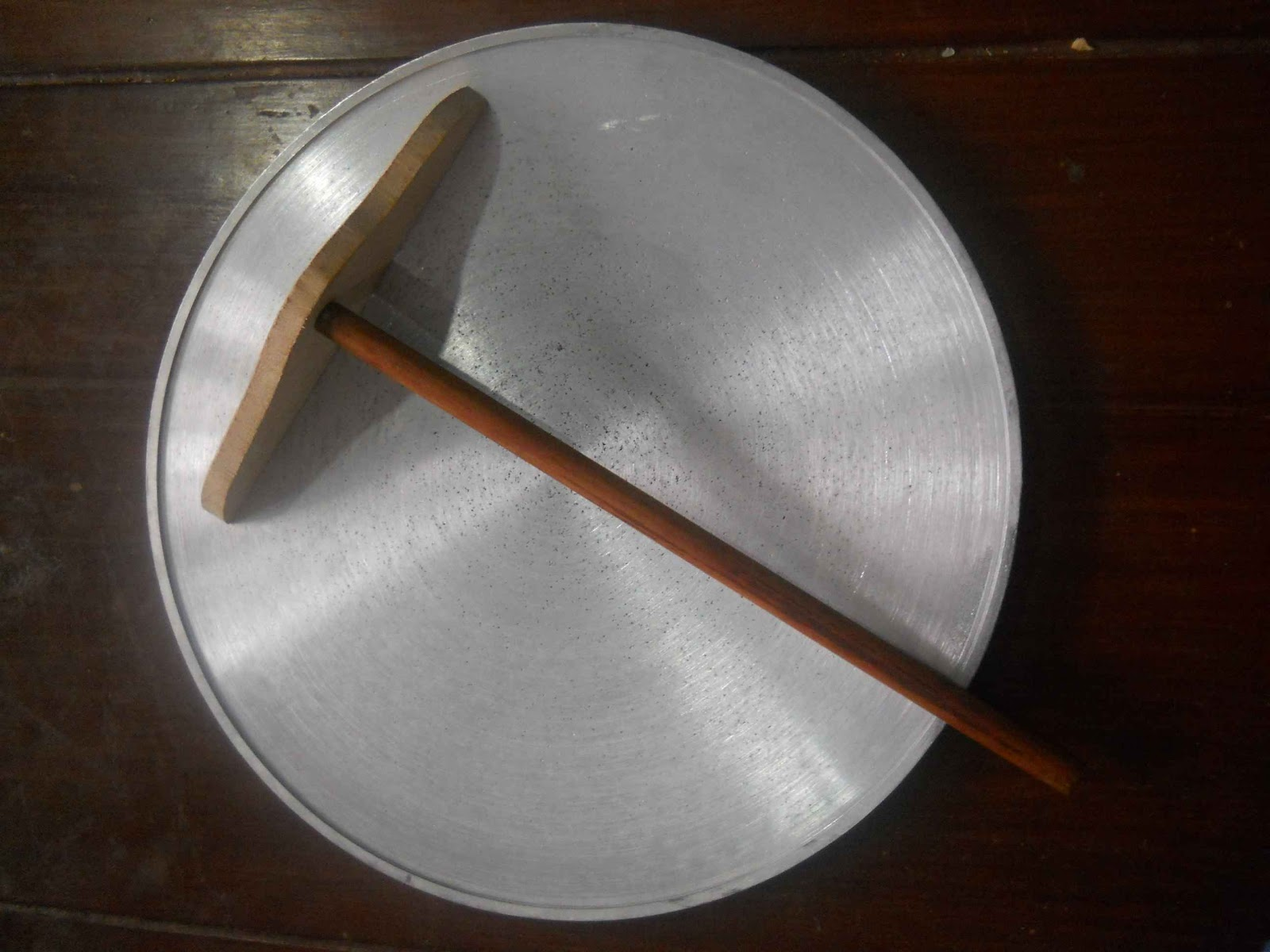 Loyang Crepes Datar - Cetakan Kue, Loyang Kue