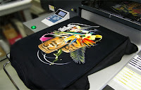 DTG Direct to Garment Printing Equipment by maxginez3.com