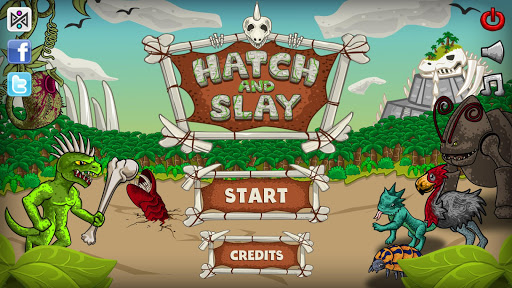 Hatch and Slay Apk Android Game
