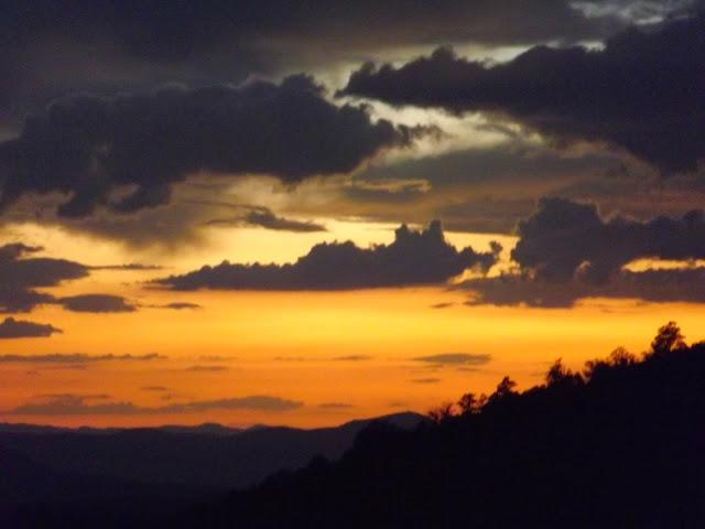 sunset, arizona sunset