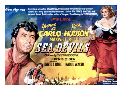 """""""Sea Devils"""" (1953)"""