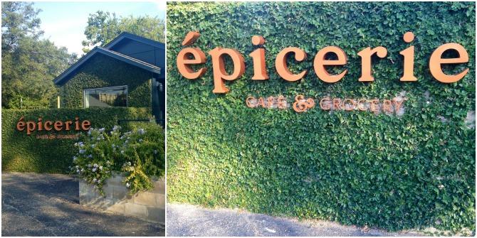 The Holland House: Epicerie Austin