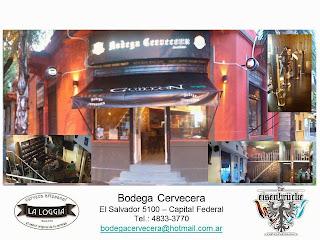 Bodega Cervecera se sigue agrandando - Felicitaciones!!!!!!!!
