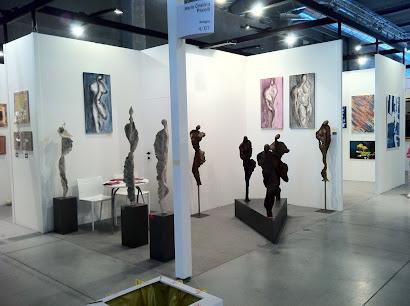ARTISTINMOSTRA-Fiera di Parma
