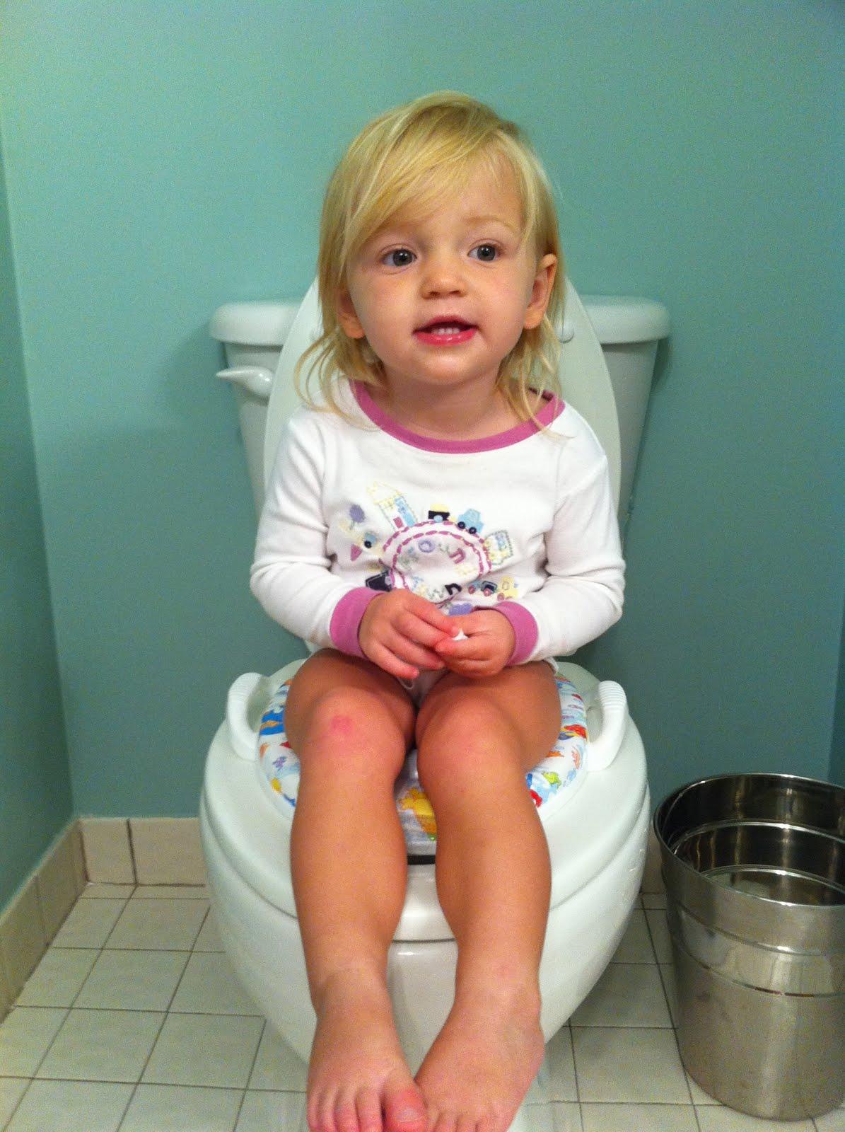 Girl potty training chart 2014
