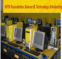 mtn 2012 scholarship for science and technology
