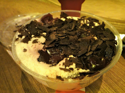 Black Forest Cup from Gastronomia Da Paolo Pasar Bella Singapore