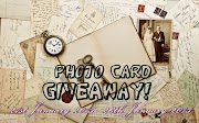 Photo Card GiveAway