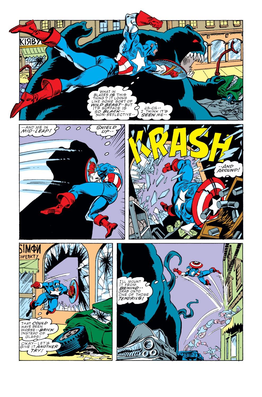Captain America (1968) Issue #353 #285 - English 8