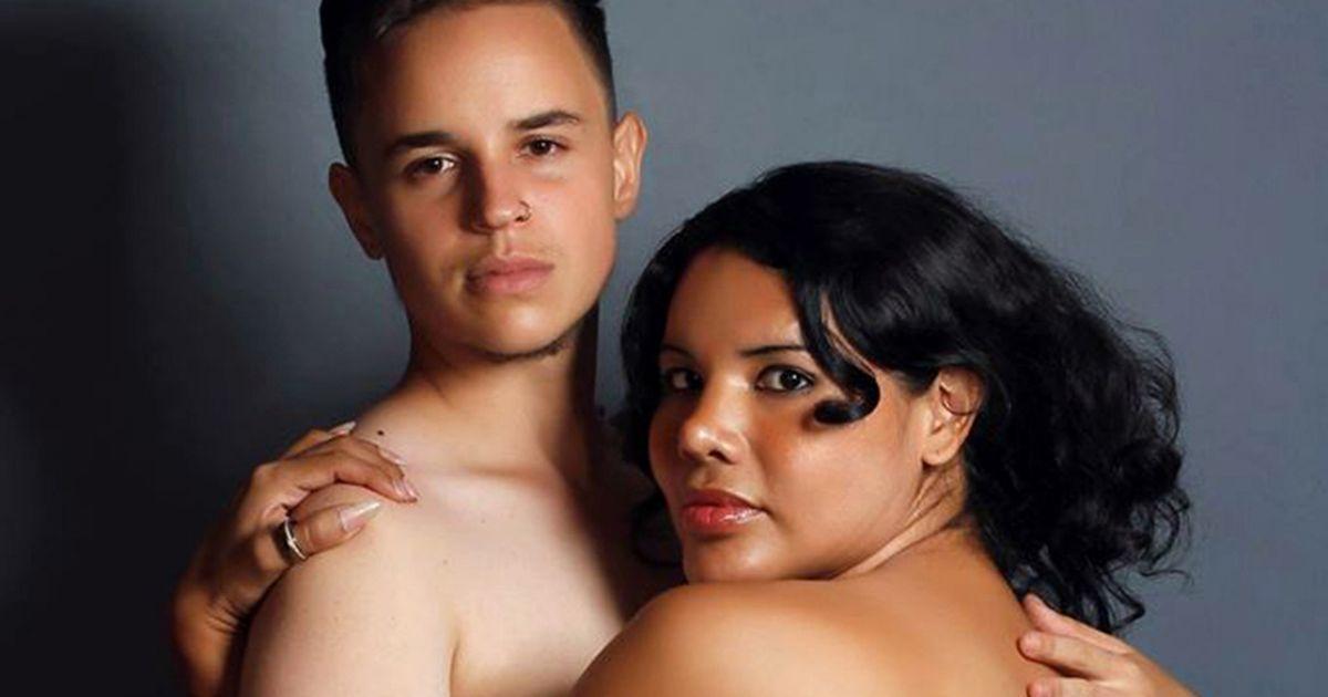 Trans homem engravida da namorada também transexual no Equador