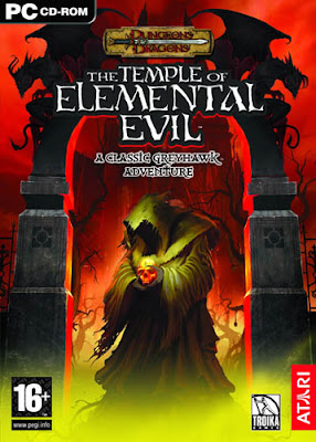 Temple of Elemental Evil PC Cover