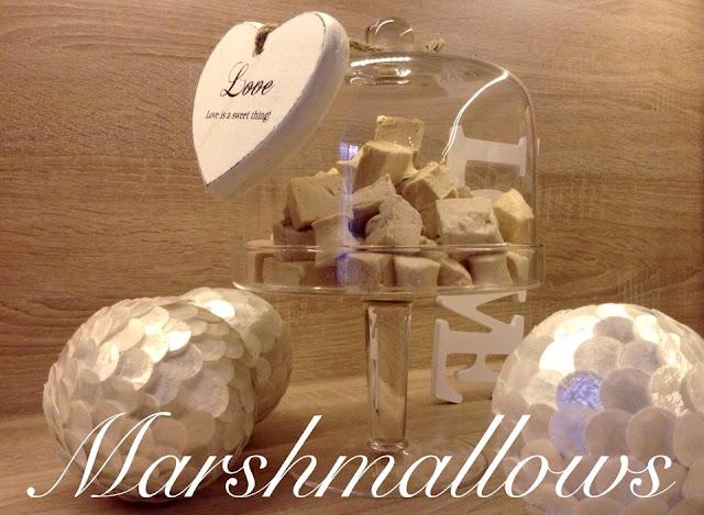 Recept na kávové marshmallows