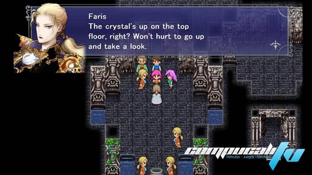 FINAL FANTASY V PC Game Español