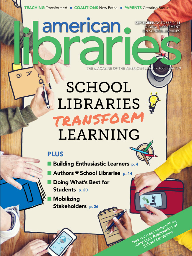 Bibliotecas Escolares transformam a aprendizagem