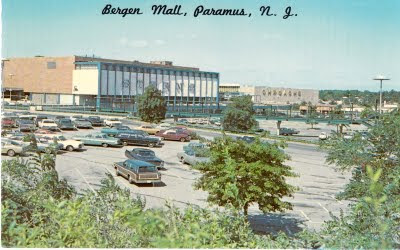 The Paper Collector Bergen Mall Paramus C 1961