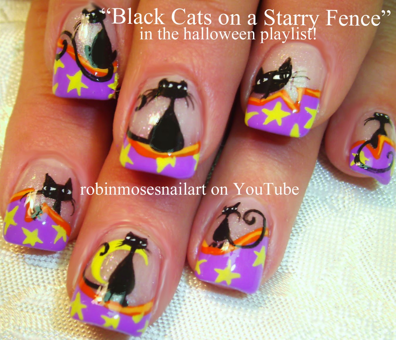 day of the dead nail designs