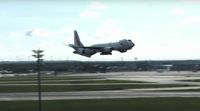 Spectacular landing at Frankfurt Airport | Was da los ist