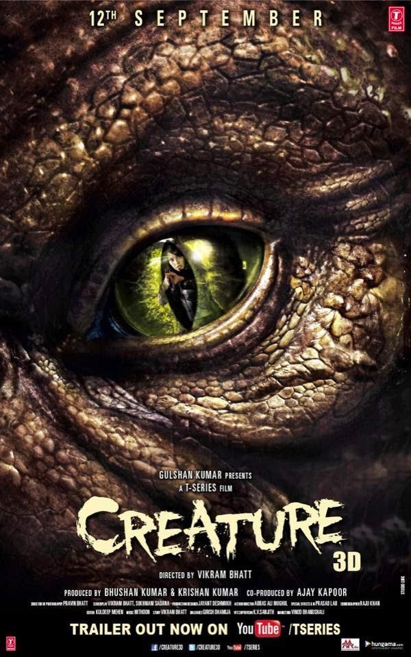 Creature (2014) Poster