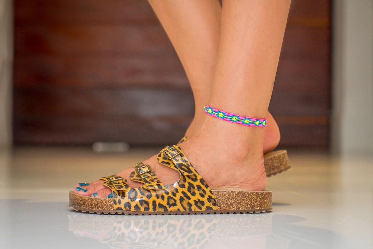 tendência birken verão sandália
