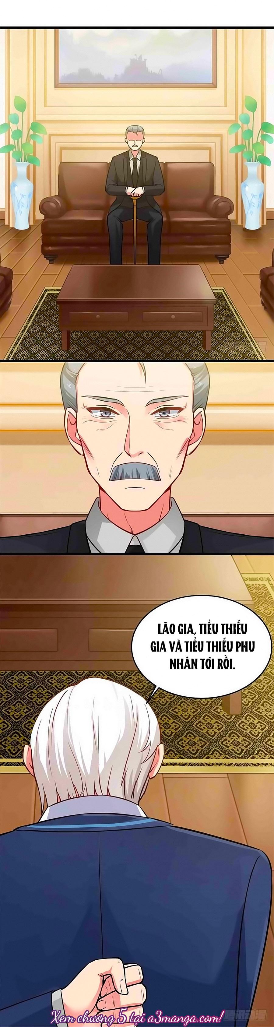 Ẩn Hôn Tân Nương - Chap 4