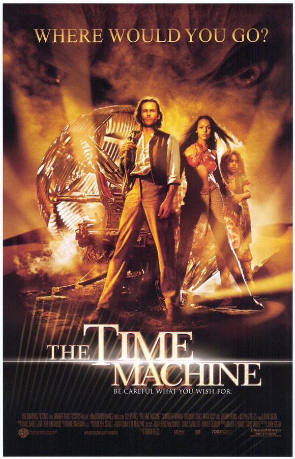 Cỗ Máy Thời Gian - The Time Machine