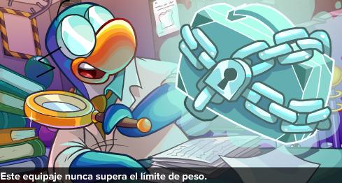 Noticias de Club Penguin #471: ¡Lecturas Espectrales Por las Nubes!