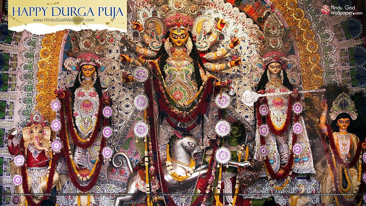 Durga Puja Wallpaper For Desktop Hindu God Wallpaper For Desktop