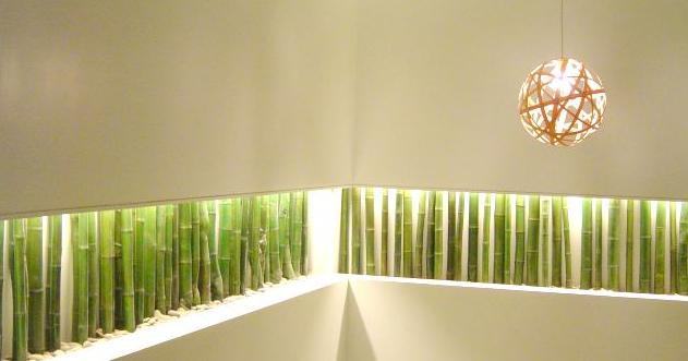 Dise o de interiores peru decorar los interiores con bamb for Bambu decoracion interior