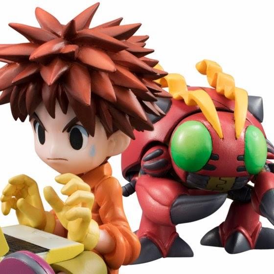 [Merchandise] Nova Linha de Figuras de Digimon Adventure Figuras06