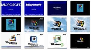 Bootscreen di Windows