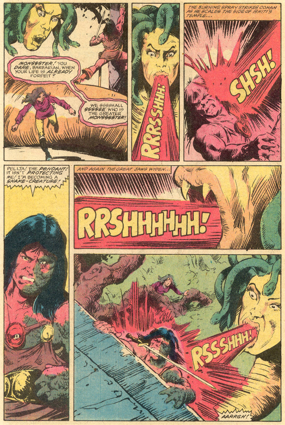 Conan the Barbarian (1970) Issue #139 #151 - English 15