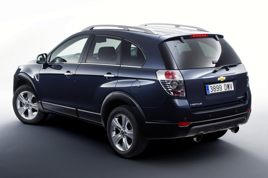 Chevrolet Captiva 1024x600 Car Wallpaper