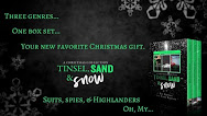 Tinsel, Sand & Snow Release Giveaway