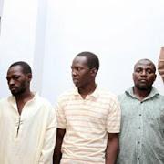 Nyanya Bomb Blast: DSS Parades Five Suspects