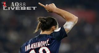 Agen Piala Eropa - Zlatan Ibrahimovic menunjukkan produktivitas gol yang oke bersama Paris Saint-Germain.