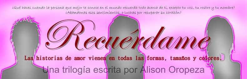 Recuérdame | Alison Oropeza