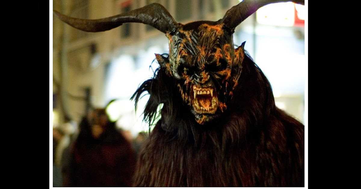 Krampus wallpaper blood curdling blog of monster masks - Krampus wallpaper ...