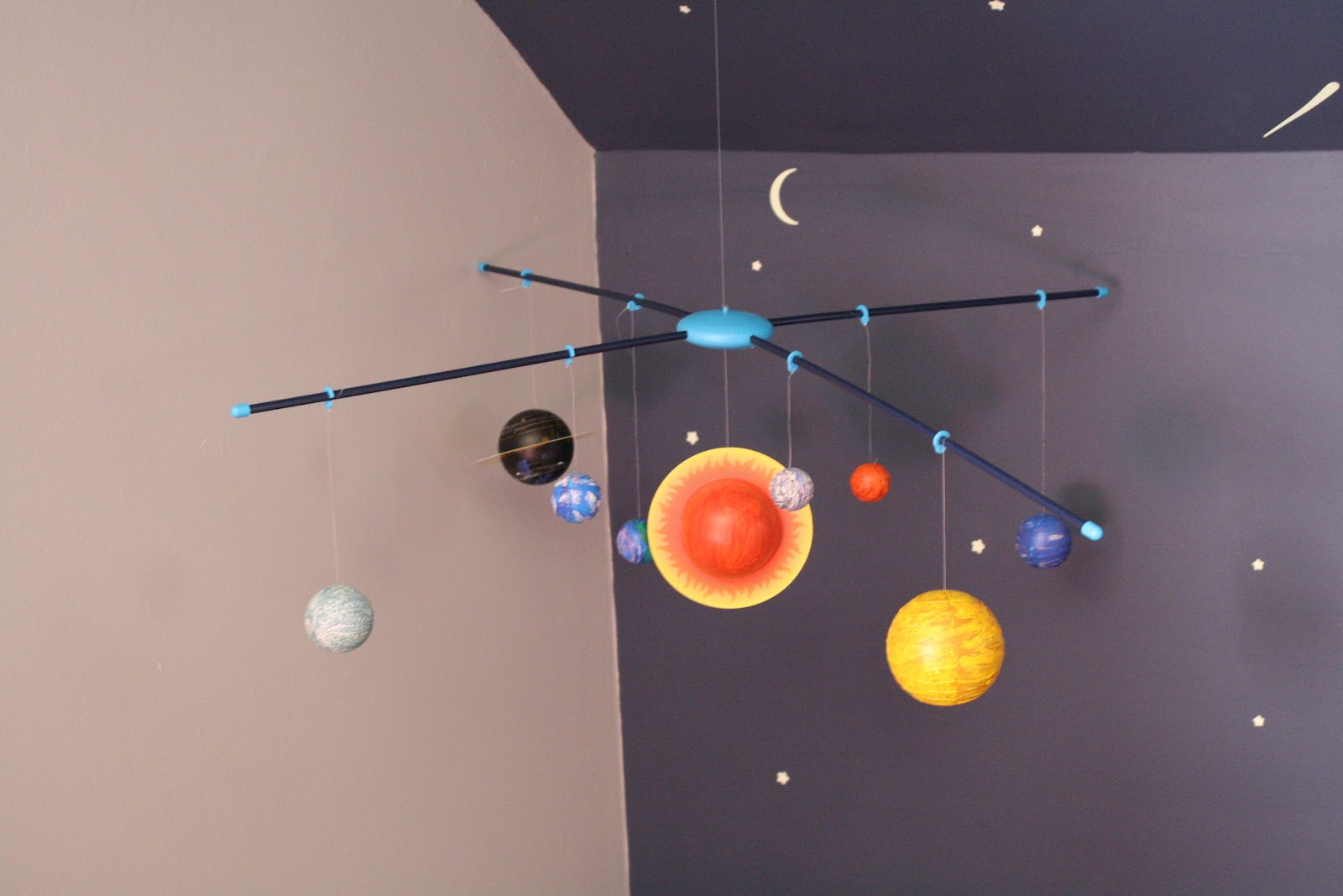 Solar System Mobile Pottery Barn Page 5 Pics About Space