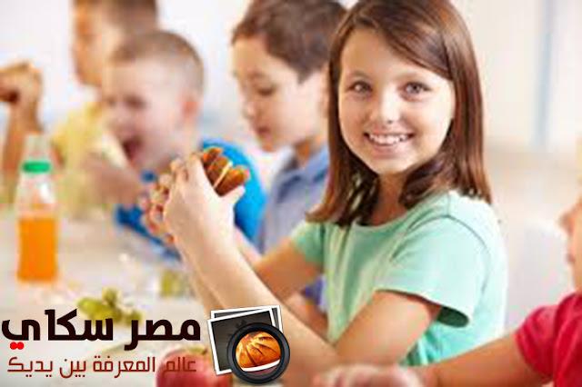 كيفية توفير التغذية الصحية السليمة لأبنائك