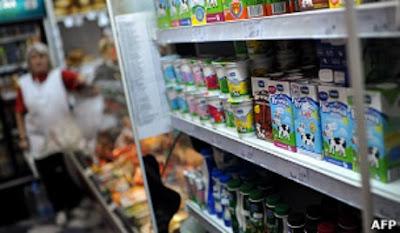 Serbia: retiran leche con toxina cancerígena
