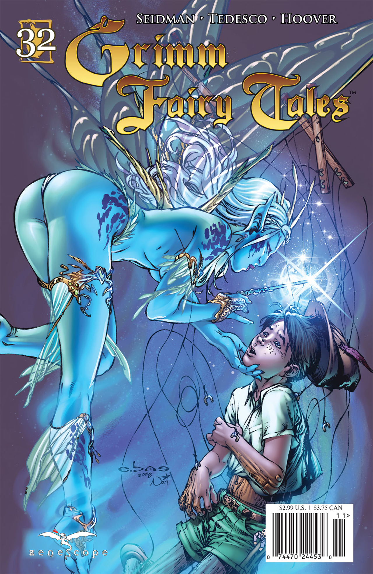 Grimm Fairy Tales (2005) Issue #32 #35 - English 1