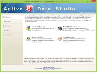 Active Data Studio 9 portable software free download