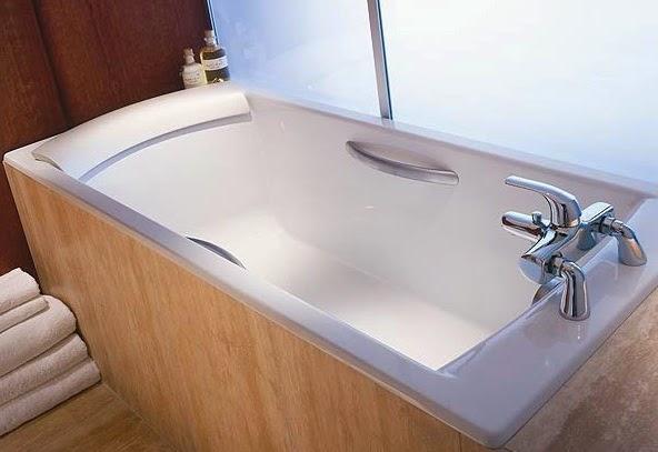 Акриловые и чугунные ванны Jacob Delafon