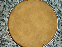 Tarta de San Marcos-montaje-bizcocho emborrachado